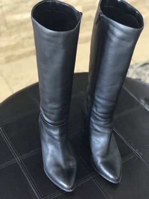 Enzo Angiolini women's leather boots for Sale in El Paso, TX