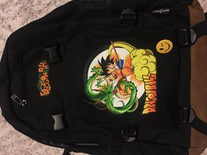 Dragon Ball Z Backpack for Sale in SeaTac, WA