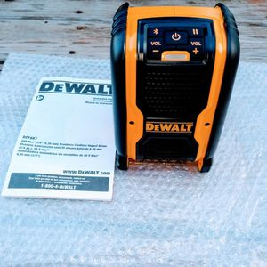 *BrandNew* 20 or 12 Volt-Max Bluetooth Speaker- (Tool Only) for Sale in Oklahoma City, OK