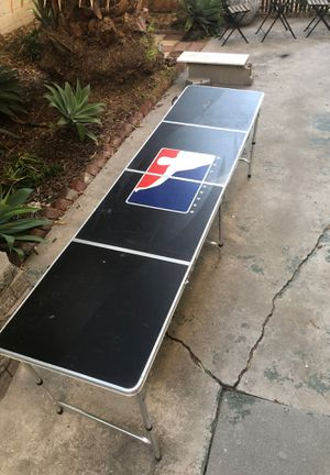 Beer pong league table for Sale in West Hollywood, CA
