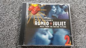 Romero and Juliet Soundtracks Collection (Leonardo DiCaprio and Claire Danes) for Sale in North Bergen, NJ