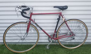 Raleigh Grand Prix Road Bike Very Nice Condition 21 inch frame for Sale in Houston, TX