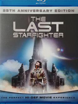 The Last Starfighter 25th Anniversary Edition Blu-ray Disc for Sale in Colton,  CA