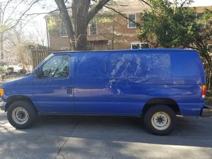 2004 Ford E250 Super Duty Cargo Van 3D for Sale in Arlington, VA