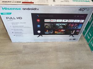 40 inch Hisense Android Tv for Sale in Ontario, CA