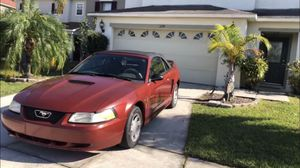 Ford Mustang 2000 v.6 3.8L for Sale in Kissimmee, FL