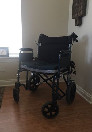 NOVA ORTHO-MED TRANSPORT CHAIR for Sale in Glenview, IL