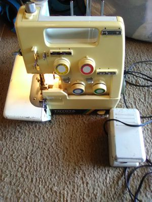 Toyota sewing machine for Sale in Bladensburg, MD