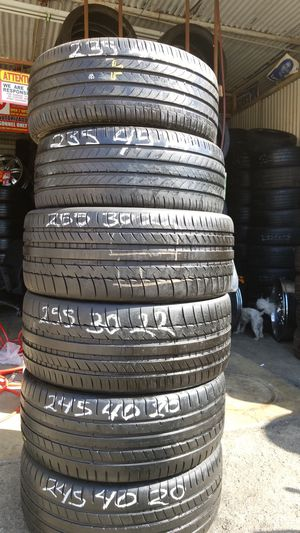 Tire Shop Open Late >> 275 35 19 Tires For Sale In Compton Ca Offerup