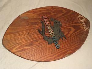 "Hammerhead Skimboard 43"" x 22"" / EUC for Sale in Vero Beach, FL"