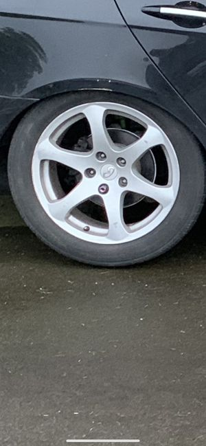 G35 rims for Sale in Vancouver, WA