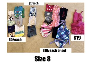 Size 7-8 girl and some boy clothes for Sale in Germantown, MD