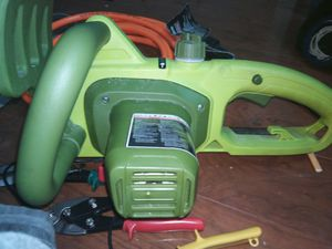 Sun Joe electric chainsaw for Sale in Clearwater, FL