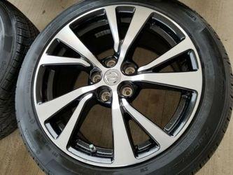 Maxima wheels Sentra Wheels Rogue wheels Nissan Infiniti rims Qwest rims Pathfinder rims for Sale in Paramount,  CA