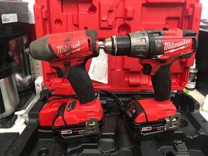 Milwaukee Impact and drill for Sale in Houston, TX