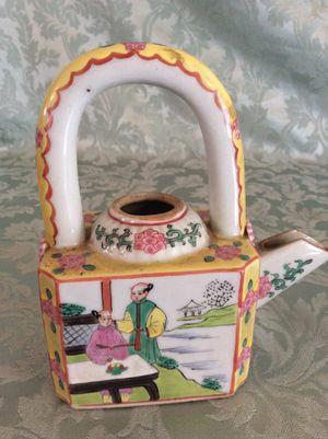 Occupied Japan Porcelain Teapot No Lid for Sale in Bauxite, AR