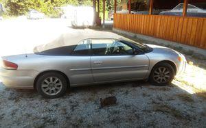 2004 Chrysler Sebring convertible for Sale in Leavenworth, WA
