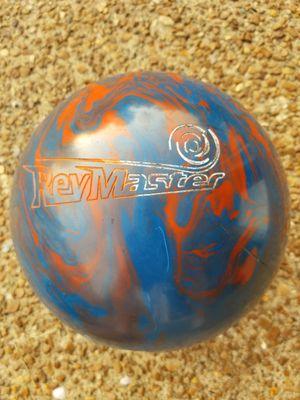 RevMaster Trac 15lb Bowling Ball for Sale in Nashville, TN