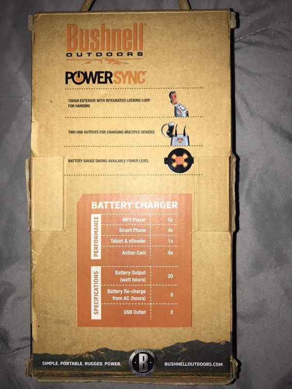 Charger portable