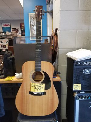 Franciscan acoustic guitar for Sale in Cheshire, CT