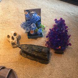 Aquarium Decor for Sale in Kirkland,  WA