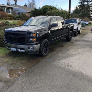2015 Chevy Silverado 1500 for Sale in Snohomish, WA