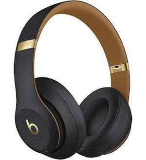 Matte Black and Gold Beats Studio 3 Wireless. New and Unopened for Sale in Minneapolis, MN