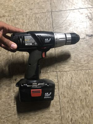 Drill needs battery charger works good for Sale in Orlando, FL