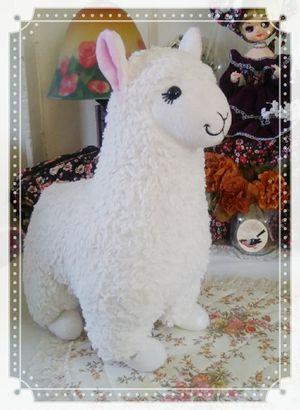 Llama Plushie for Sale in Hayward, CA