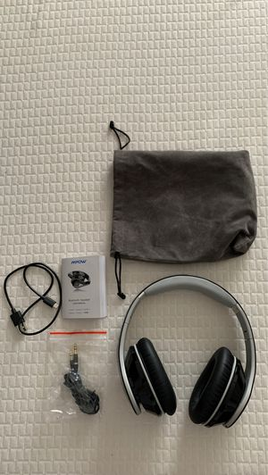 Mpow Bluetooth Headphones for Sale in West Palm Beach, FL