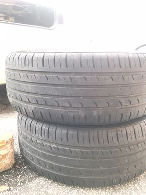 4 225/45/18 tires for Sale in Hollywood, FL