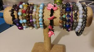 Handmade stretch bracelets and ankle bracelets for Sale in Shamokin Dam, PA