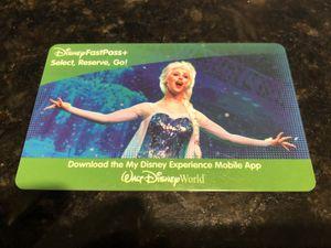 Disney tickets 3 day 3 park tickets!!! for Sale in Miami, FL