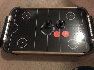 Good quality air hockey toy table for Sale in Charlotte, NC