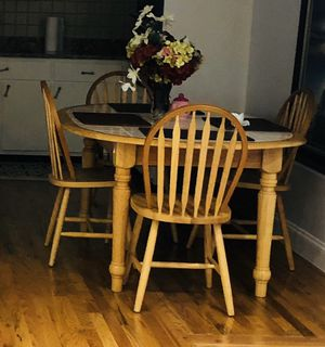 Kitchen table with chairs for Sale in The Bronx, NY