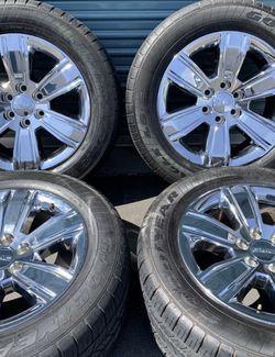 Gmc Sierra 1500 SLT Factory Wheels for Sale in Fontana,  CA