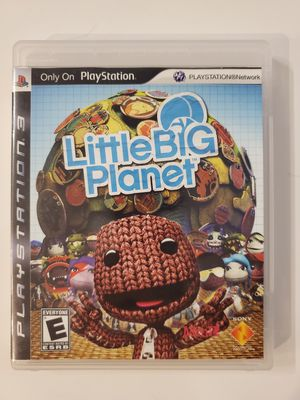 Little Big Planet for Playstation 3 (PS3) - Excellent Condition for Sale in Chula Vista, CA
