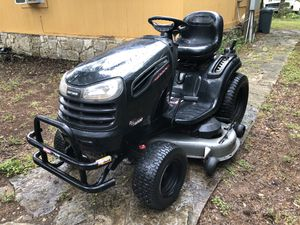 """2007 Craftsman DGS 6500 48"""" Riding Lawn Mower/Lawn Tractor 26hp for Sale in Austin, TX"""