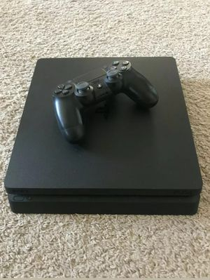 PS4 slim 1tb with games to trade for Nintendo switch for Sale in Philadelphia, PA