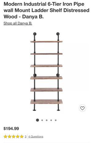 6 tier ladder shelf for Sale in Pico Rivera, CA