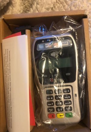 First data pin pad for Sale in Lynwood, CA