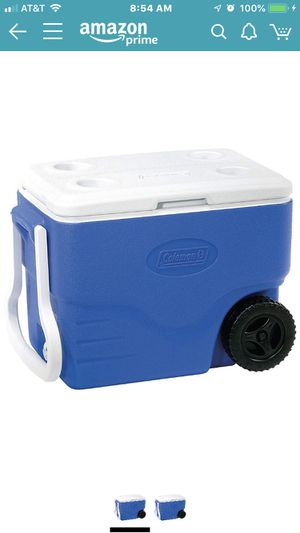 Brand New Coleman 40 Qt. Wheeled Cooler for Sale in Chicago, IL