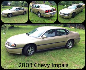 2003 Chevy Impala for Sale in Branford, CT