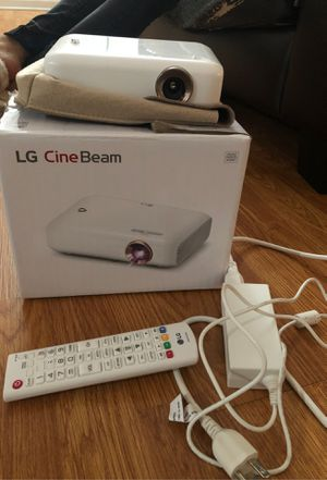 Projector lg cinebeam for Sale in Los Angeles, CA