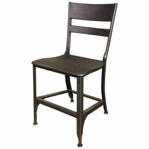 Gunmetal Toledo Metal Dining Chair for Room, Kitchen, Office, Restaurant NEW IN BOX for Sale in Whittier, CA