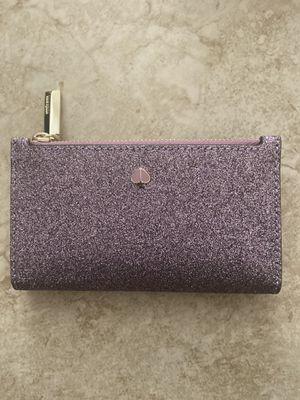 Kate Spade Purple wallet for Sale in Clearwater, FL
