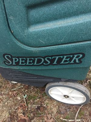 Speedster carpet cleaner for Sale in Knightdale, NC
