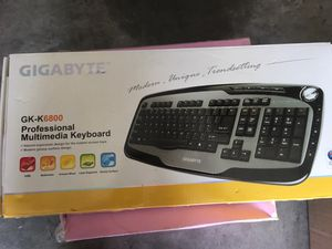 GK-K6800 Computer Keyboard for Sale in San Diego, CA