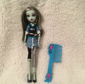 Monster High Doll Frankie Stein School's Out RARE for Sale in Goodlettsville, TN