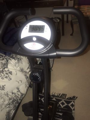 Exercise Bike- can easily fold away for Sale in Lititz, PA